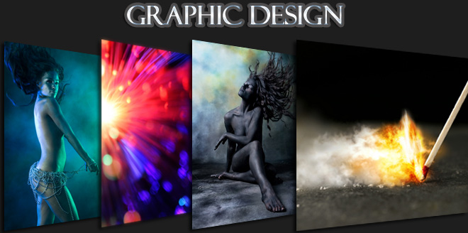 Invictus Media - Graphic Design Services