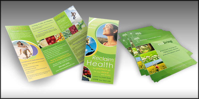 Custom Card Template print design : Invictus Media - Graphic Design Services